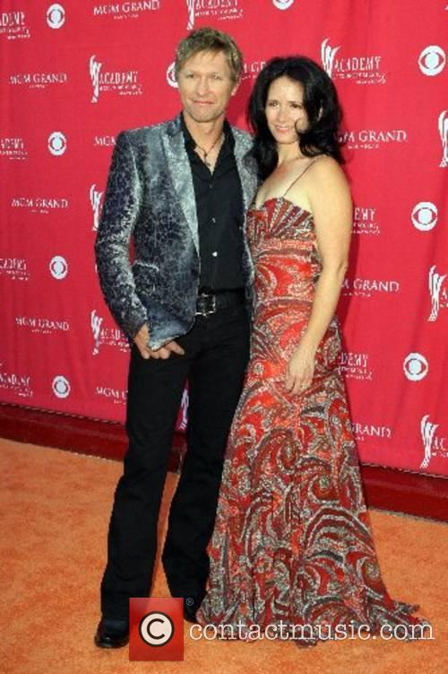Craig Morgan and guest 42nd Annual ACM Awards...