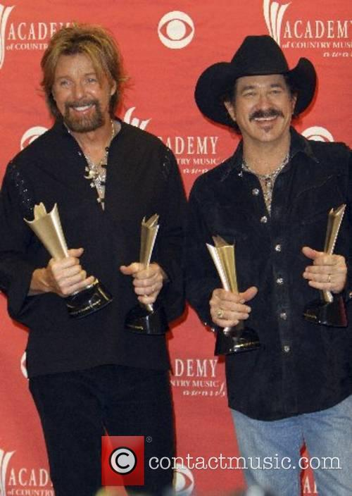 Brooks and Dunn 42nd Annual ACM Awards at...