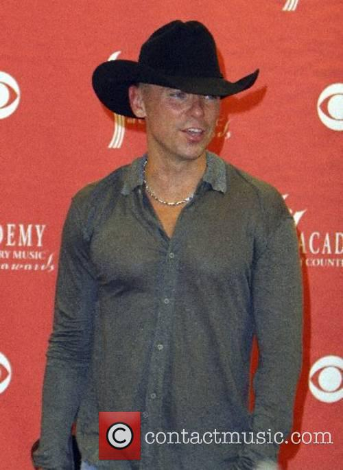 Kenny Chesney 42nd Annual ACM Awards at MGM...