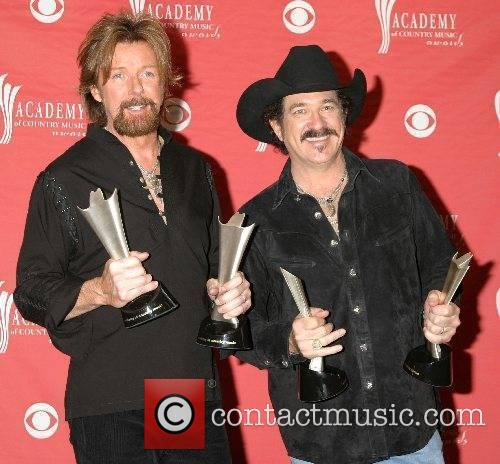 Brooks and Dunn The Academy of Country Music...