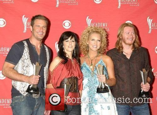Carrot Top The Academy of Country Music Awards...