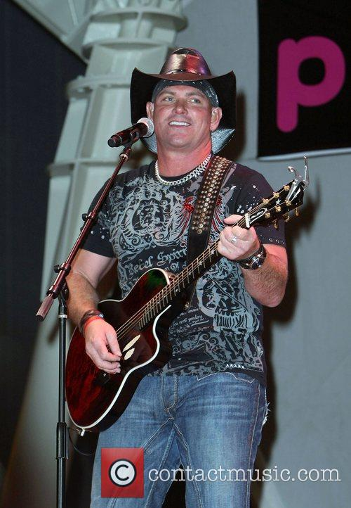 The Academy of Country Music Fremont Street Experience...