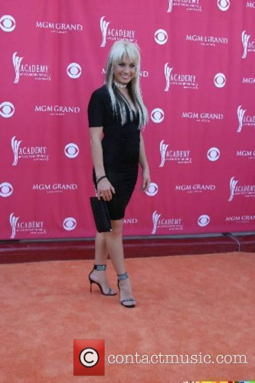 Aubrey Collins Academy of Country Music Awards MGM...