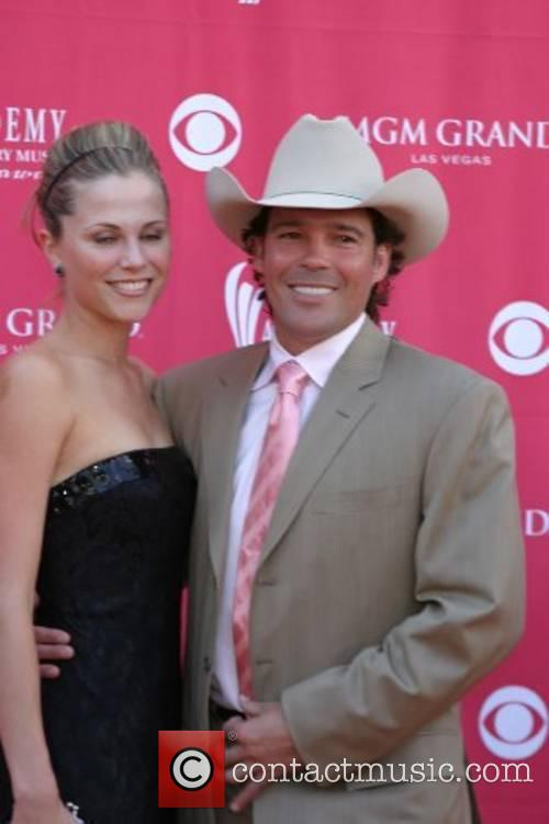 Jessica Craig and Clay Walker Academy of Country...