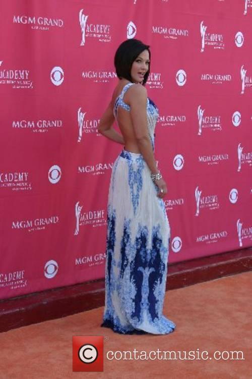 Tiffany Fallon Academy of Country Music Awards MGM...
