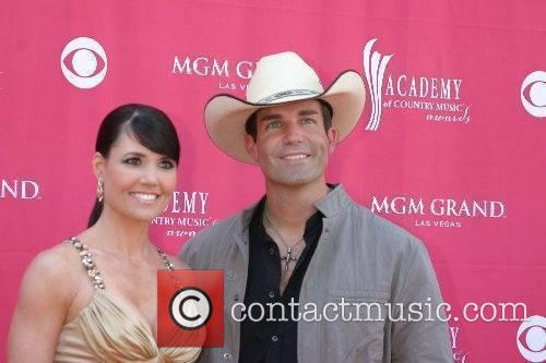 Jason Meadows and wife Amber Meadows Academy of...