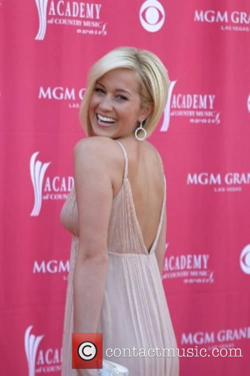 Kelli Pickler Academy of Country Music Awards MGM...