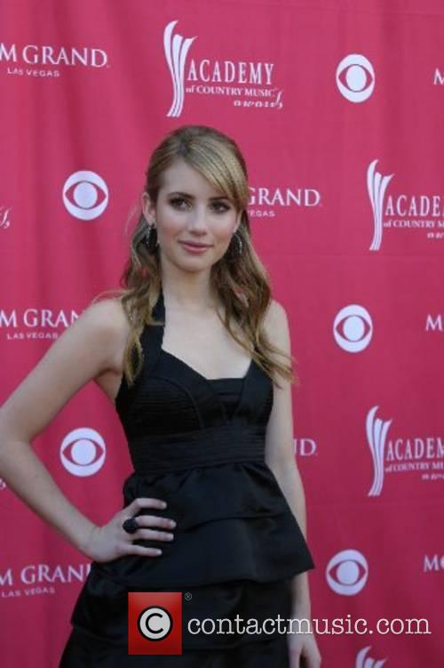 Emma Roberts Academy of Country Music Awards MGM...