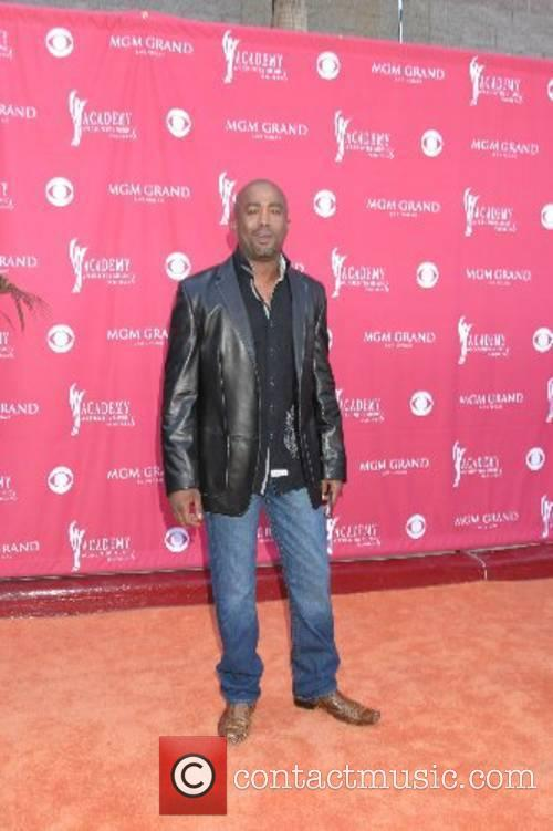 Darrius Rucker Academy of Country Music Awards MGM...