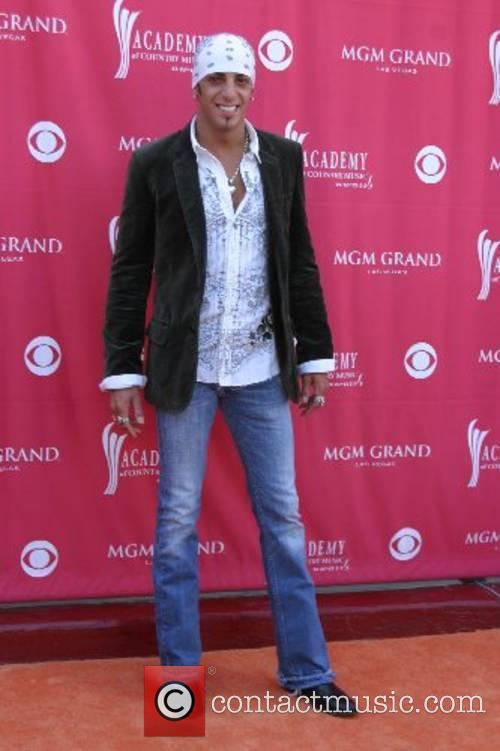 Trent Tomlinsom Academy of Country Music Awards MGM...