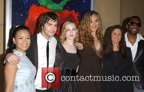 Evan Rachel Wood and Julie Taymor 11