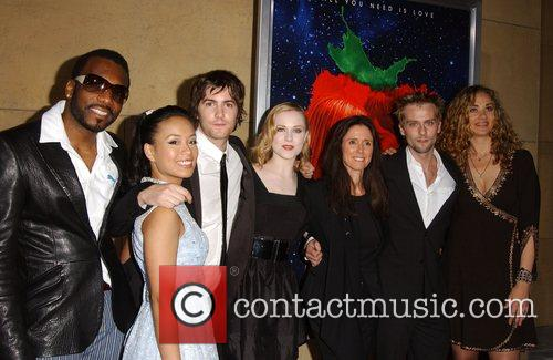 Evan Rachel Wood and Julie Taymor 6