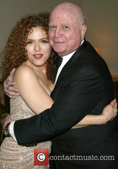 Bernadette Peters and Jerry Schoenfeld 5