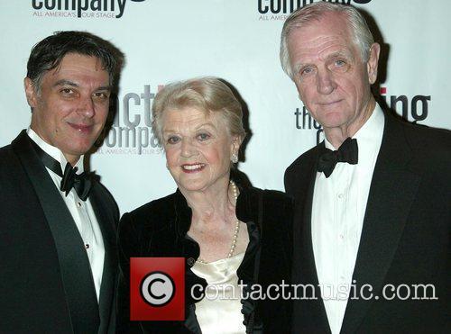 Robert Cuccioli, Angela Lansbury & her brother Edgar...
