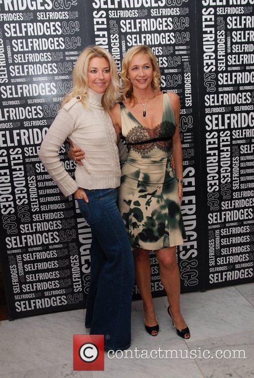 Tamara Beckwith and Tania Bryer 7