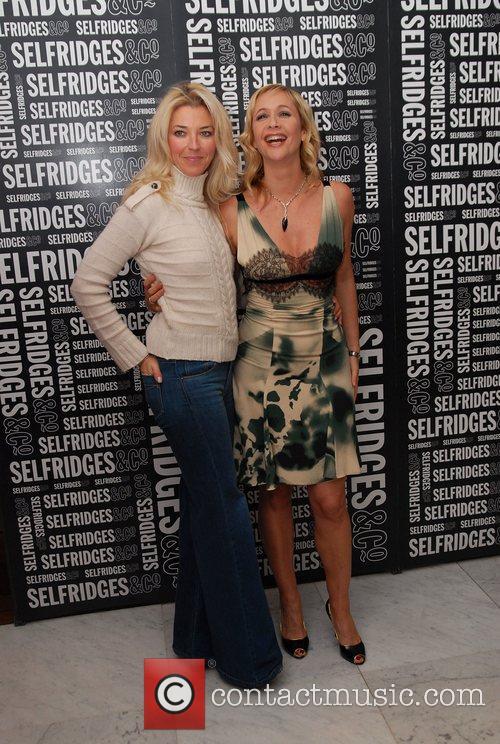Tamara Beckwith and Tania Bryer 3