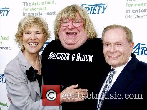 Karen Morrow, Bruce Vilanch and Jerry Herman The...
