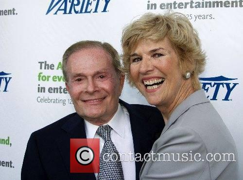 Jerry Herman and Karen Morrow The Actors Fund...