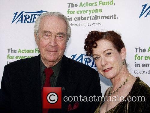James Karen and Francesca Alba The Actors Fund...