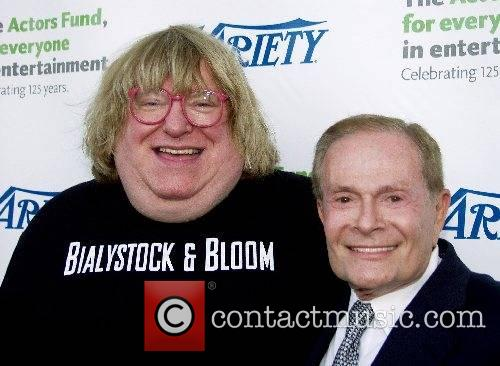 Bruce Vilanch and Jerry Herman The Actors Fund...