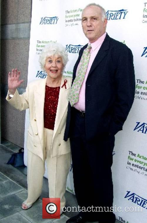 Charlotte Rae and Larry Pressman The Actors Fund...