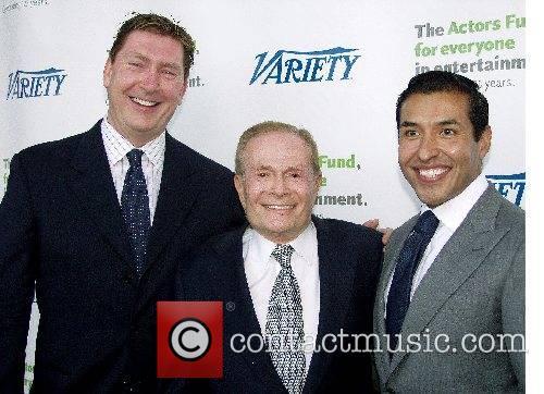 David Hinton, Jerry Herman and Ramon Campos The...