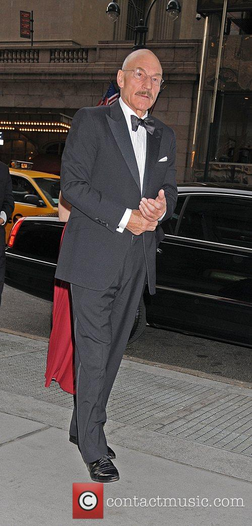 Attends the Actors' Fund 2008 Gala at Cipriani