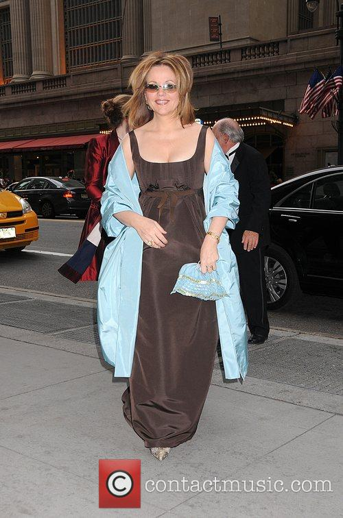 Renee Fleming attends the Actors' Fund 2008 Gala...