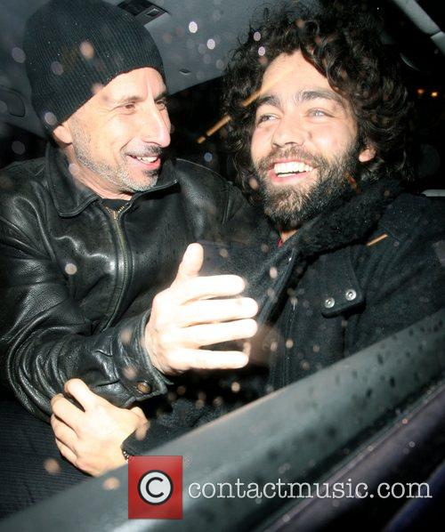 Adrian Grenier and Alter Ego 4