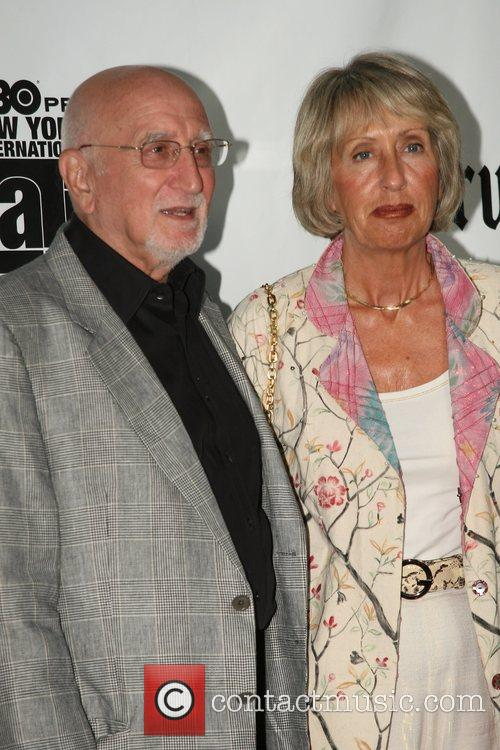 Dominic Chianese and guest 8th Annual New York...