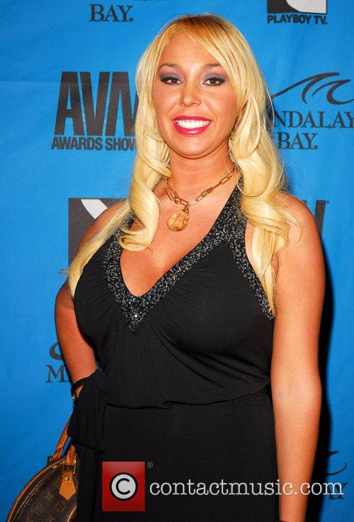 Mary Carey 25th Annual Adult Video News Awards...