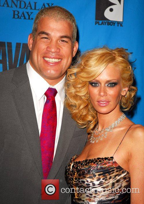 Tito Ortiz and Jenna Jameson 25th Annual Adult...
