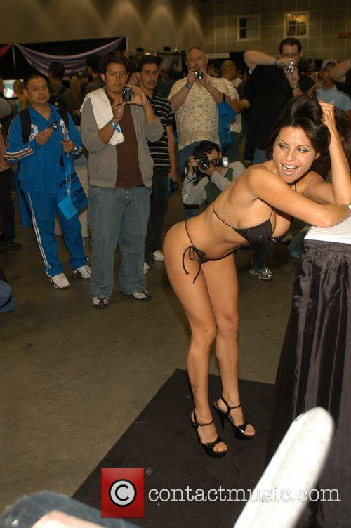Adultcon 2007 at the Los Angeles Convention Center
