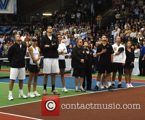 15th annual 'Advanta World TeamTennis Smash Hits' at...