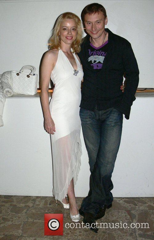 Sonja Kerskes and Werner Daehn AEDT Summer Party...