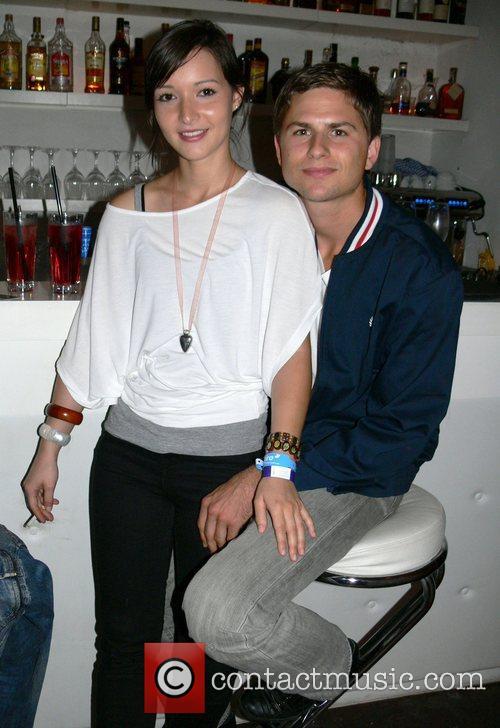 Matthias Dietrich and his girlfriend Verena AEDT Summer...