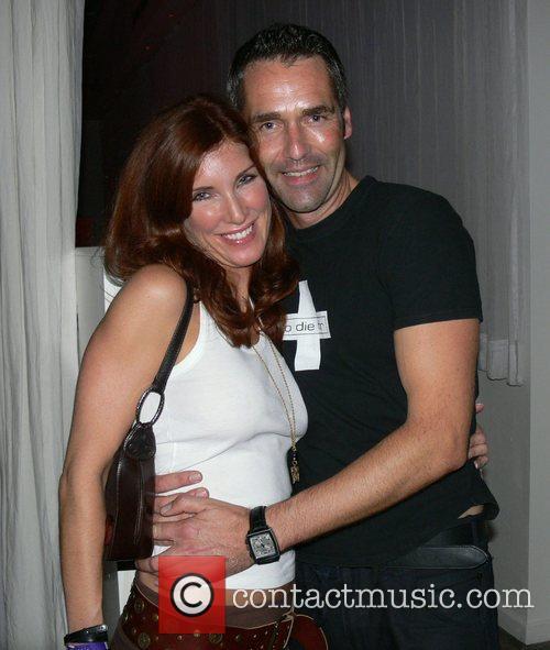 Tina Schuermann and Kai Doose AEDT Summer Party...