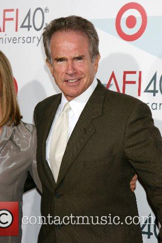 Warren Beatty and Afi 2