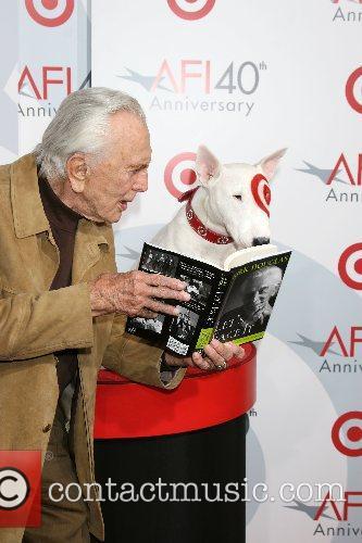Kirk Douglas AFI's 40th Anniversary Celebration at the...