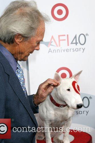 Clint Eastwood AFI's 40th Anniversary Celebration at the...