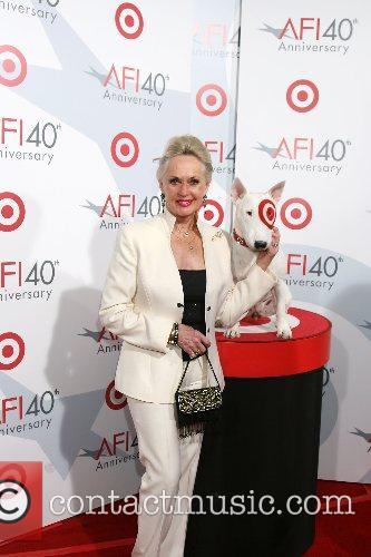 Tippi Hedren and Afi 2