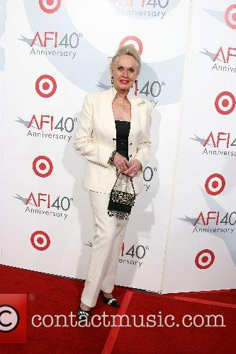 Tippi Hedren and Afi 3