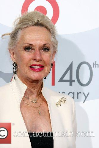 Tippi Hedren and Afi 4