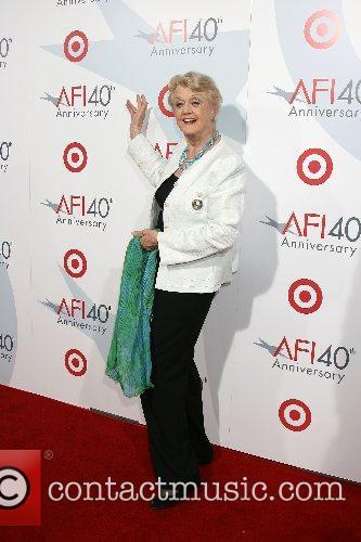 Angela Lansbury AFI's 40th Anniversary Celebration at the...