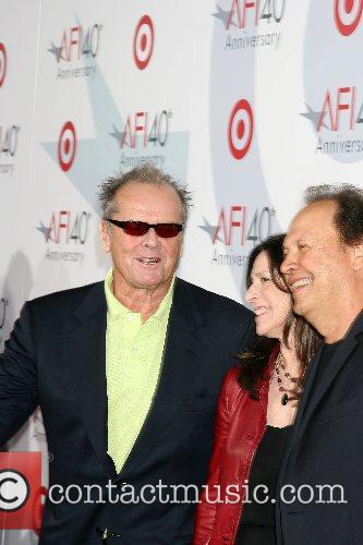 Jack Nicholson & Billy Crystal AFI's 40th Anniversary...