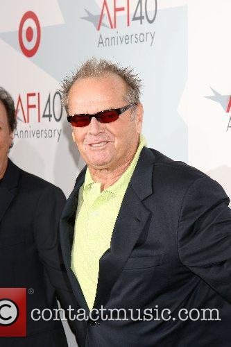 Jack Nicholson  AFI's 40th Anniversary Celebration at...