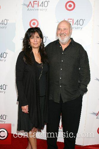 Rob Reiner and Afi 2