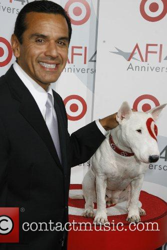 Antonio Villaraigosa AFI's 40th Anniversary Celebration at the...
