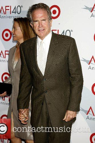 Annette Bening and Warren Beatty AFI's 40th Anniversary...