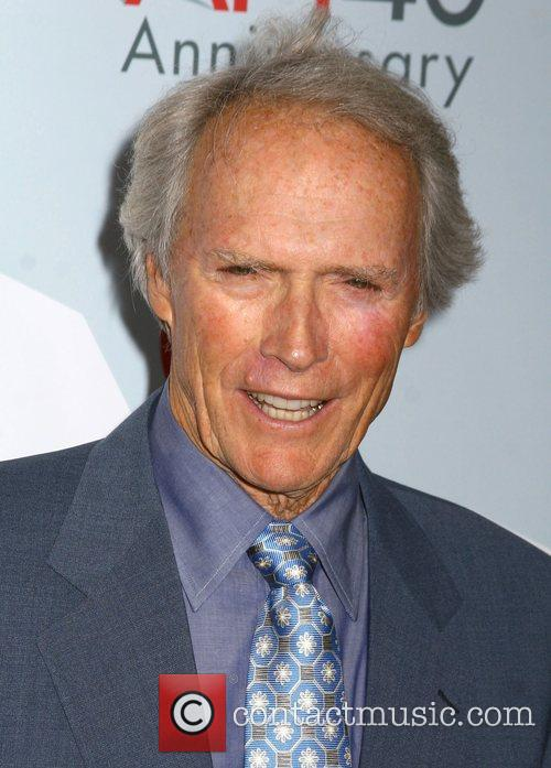 Clint Eastwood AFI's 40th Anniversary Celebration - Arrivals held...